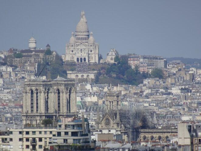 Pèlerinage à Montmartre 1er et 2 juin