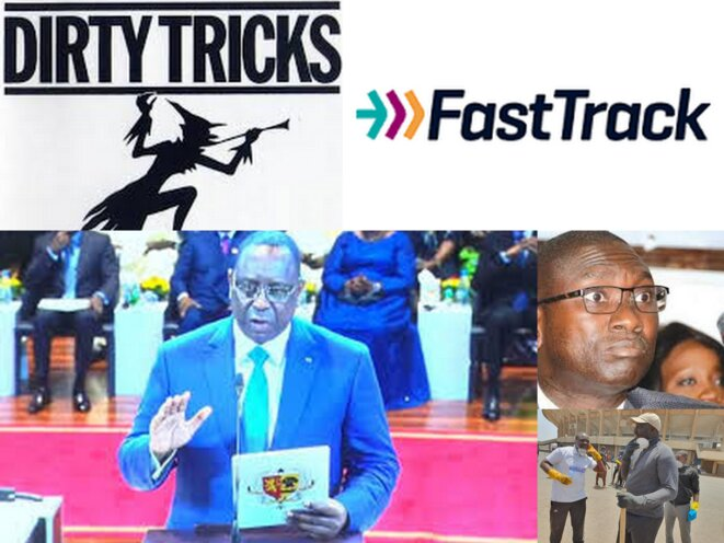 Fast track or dirty tricks