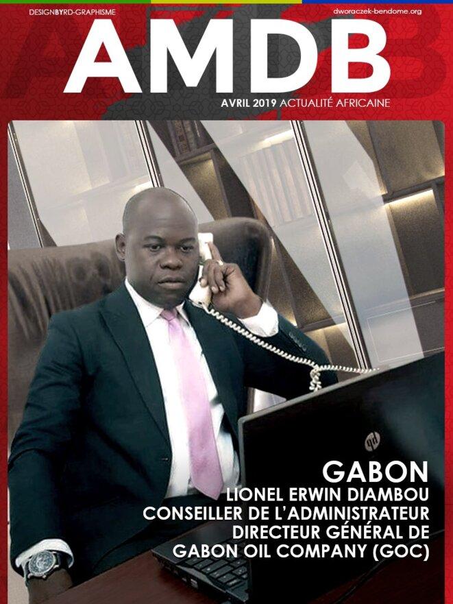 Lionel Erwin DIAMBOU, Conseiller de l'Administrateur Directeur Général de GABON OIL COMPANY (GOC)