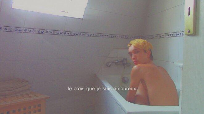 """Séquence  de """"Aujourd'hui,  rien"""" © dr"""