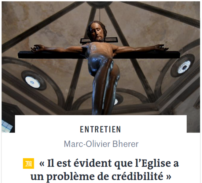 https://www.lemonde.fr/idees/article/2019/04/24/olivier-roy-l-eglise-a-un-probleme-de-credibilite_5454056_3232.html