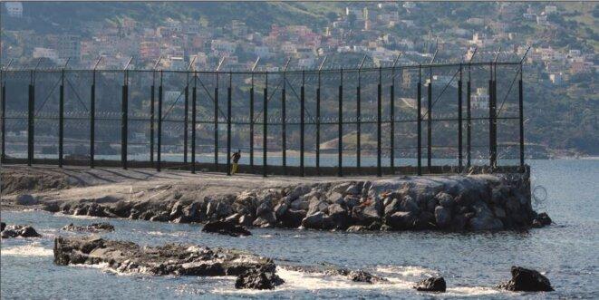 Ceuta - L'Europe au pied des murs © Elsa Putelat - Nicolas Dupuis
