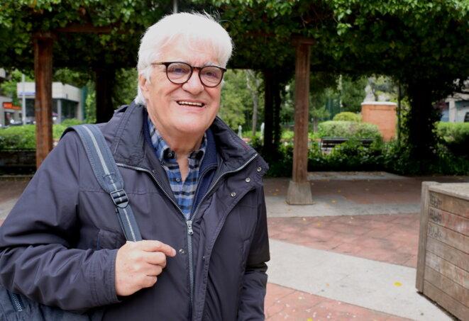 José María Galante, alias Chato. © FP