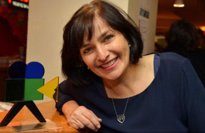 Katia Adler, fondatrice et présidente du Festival du Cinéma brésilien de Paris © Festival du Cinéma brésilien de Paris/D.R.
