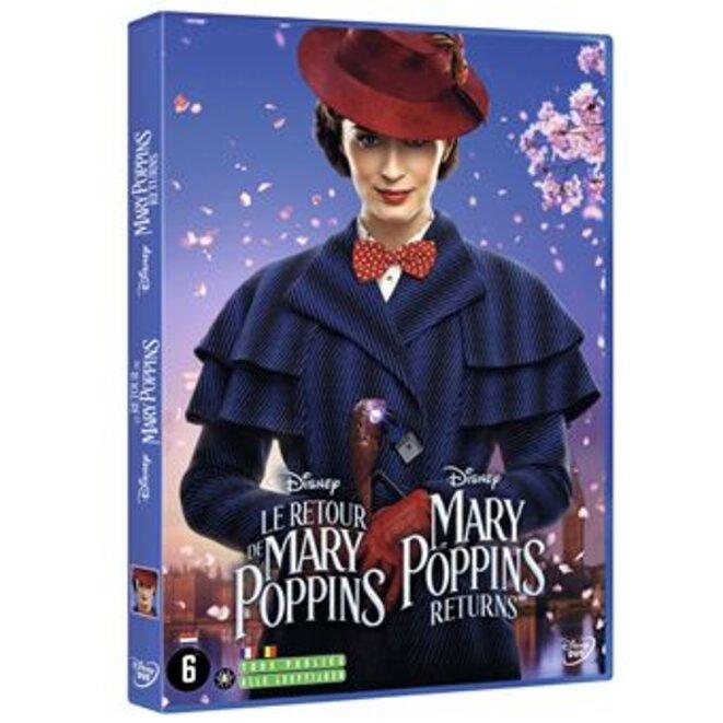 le-retour-de-mary-poppins-dvd
