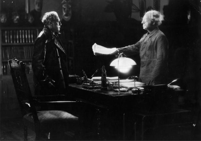 """Le Testament du docteur Mabuse"" de Fritz Lang © Tamasa"