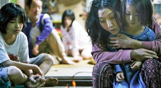 """""""Une affaire de famille"""" de Hirokazu Kore-Eda © Le Pacte"""