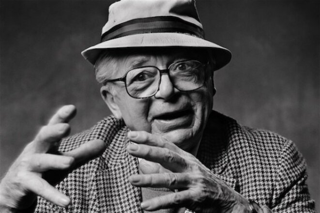 Billy Wilder. © DR
