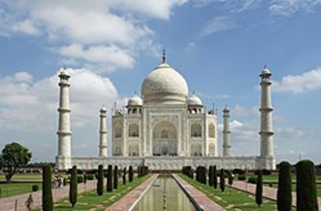 Taj Mahal, Agra, India 1631-43
