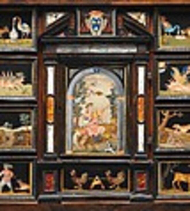 Orpheus, Barberini Cabinet