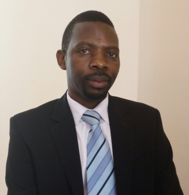 Mpayimana Philippe, candidat-président aux élections de 2017 au Rwanda, aujourd'hui politicien indépendant
