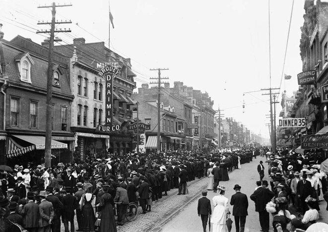 © Labour Day parade (Toronto, Canada)