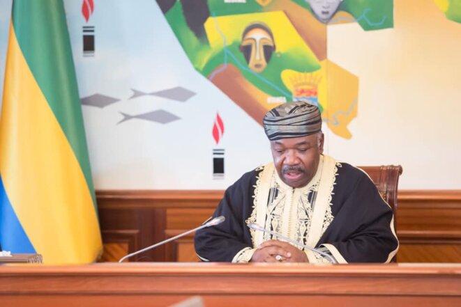 Image du Président Ali Bongo Ondimba - Mars 2019