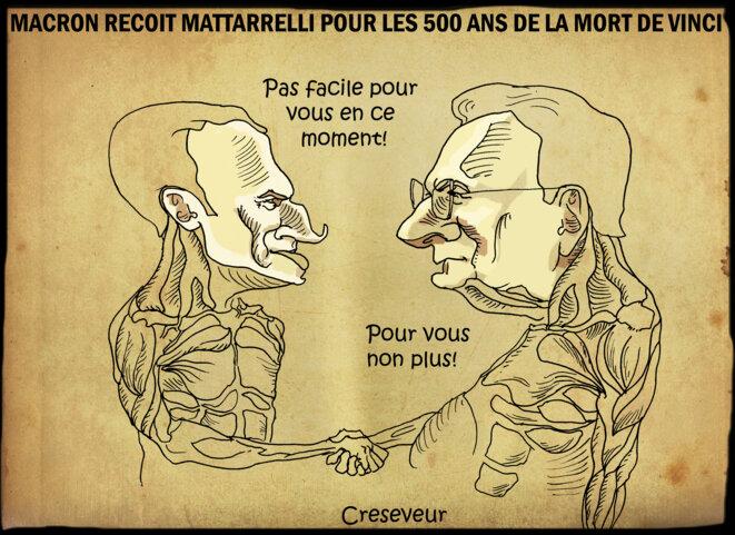 macron-recoit-mattarella-pour-les-500-ans-de-de-vinci