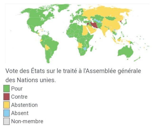 En 2018, le 02 Avril au siège de l'ONU, Madagascar adoptait et ratifiait le Traité sur le Commerce des Armes (TCA).