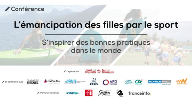 Conférence organisée le 27 mai 2019 de 9h à 13h à l'Hôtel de ville de Paris © Sport et Citoyenneté