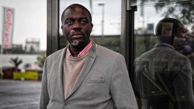 Jean-Jacques Lumumba en région parisienne - mai 2019 © Christophe Rigaud - Afrikarabia
