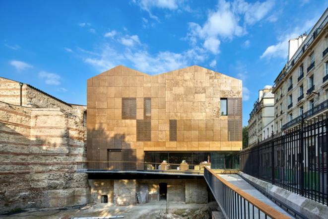 Musée de Cluny, 2014 © Agence Bernard Desmoulin