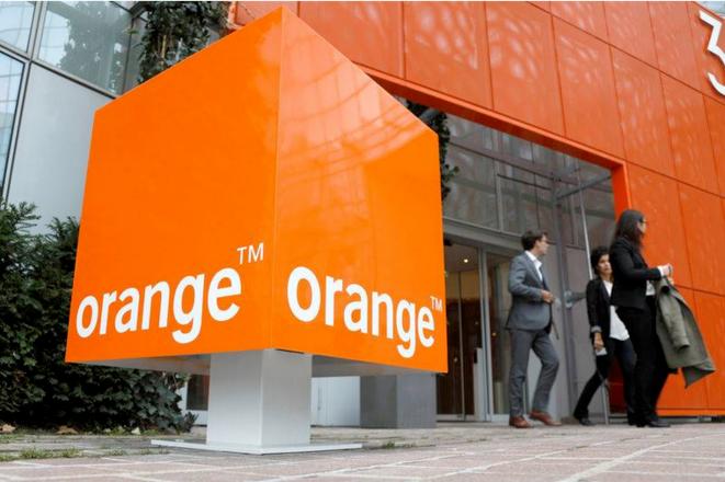 Le groupe Orange, anciennement France Télécom. © Reuters