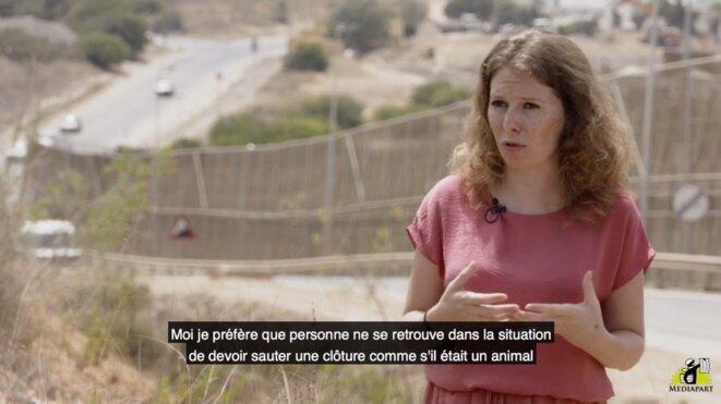 Extrait de « Colis suspect ». © Sofia Català Vidal & Rosa Pérez Masdeu
