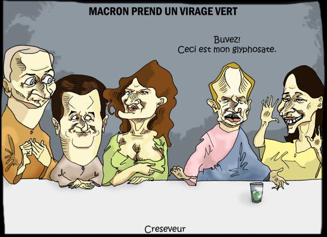 macron-et-le-virage-vert