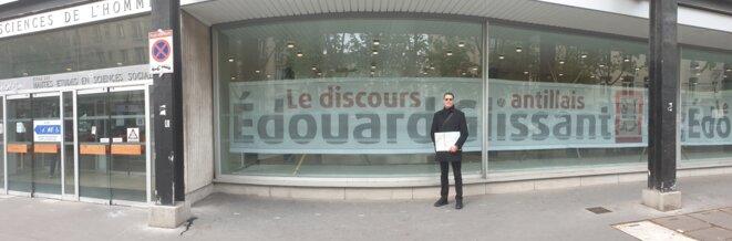 Un rapprochement guyanais du Discours Antillais. Fondation Maison des Sciences de l'Homme. 06.05.2019. Paris.