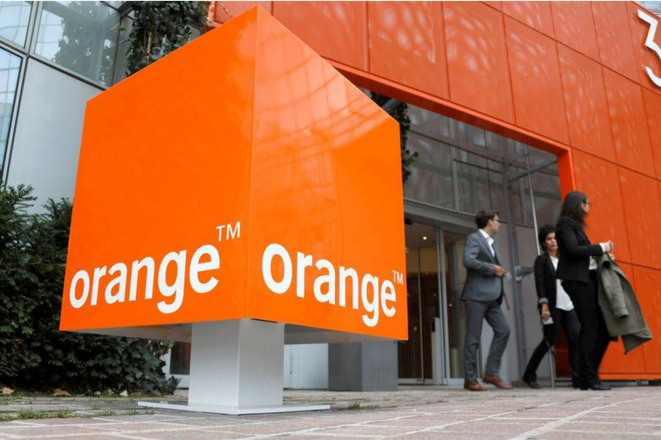 El grupo Orange, antes France Télécom. © Reuters