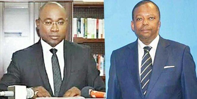 Olivier Nzaou et Anicet Mboumbou Miyakou : les deux faces d'une même pièce