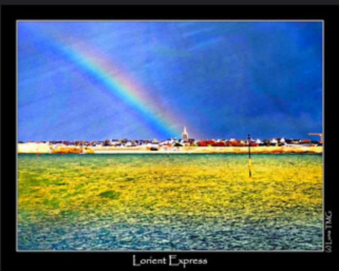 Lorient Express [l'Orient express] © Luna TMG