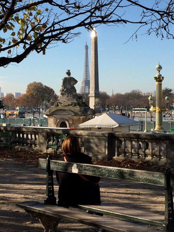 Paris, place de la Concorde © Gilles Walusinski