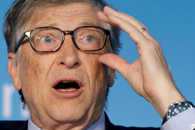 L'armement, les énergies fossiles ou encore les sodas profitent de la manne des Gates. © Reuters