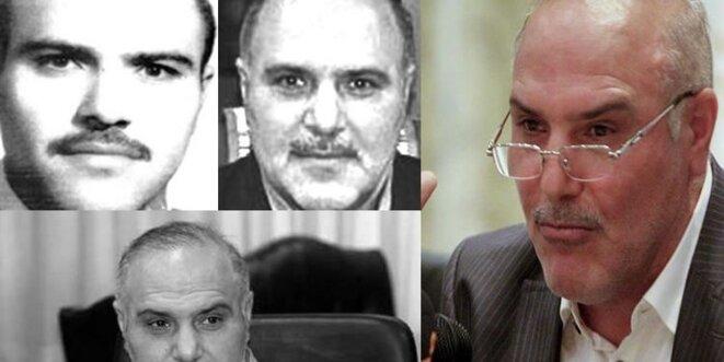 Ghafour Darjazi, président du club de foot Saipa de Téhéran, recherché pour terrorisme en Italie