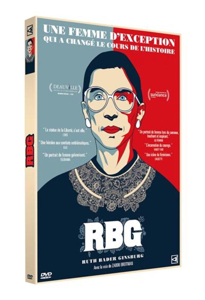 Ruth Ginsburg, une icône des droits des femmes aux USA