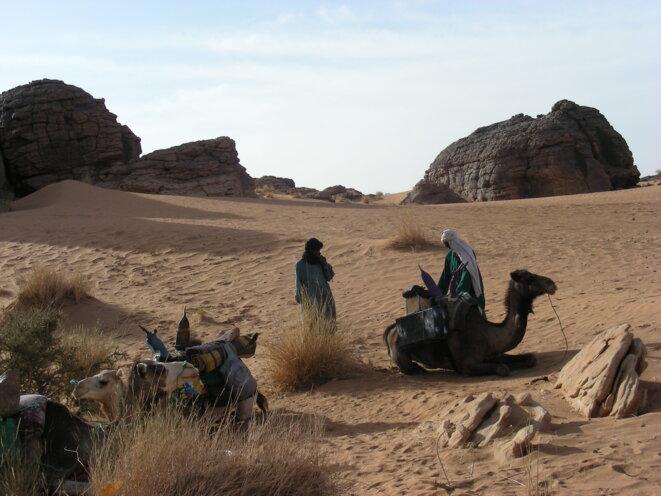 Dans l'Aïr, Niger