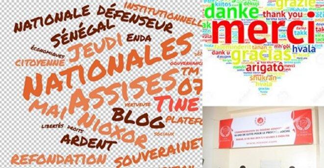 Remerciements dixième anniversaire du blog de Nioxor Tine