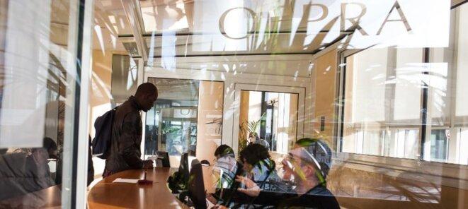 Les locaux de l'Ofpra. © Gouvernement.fr