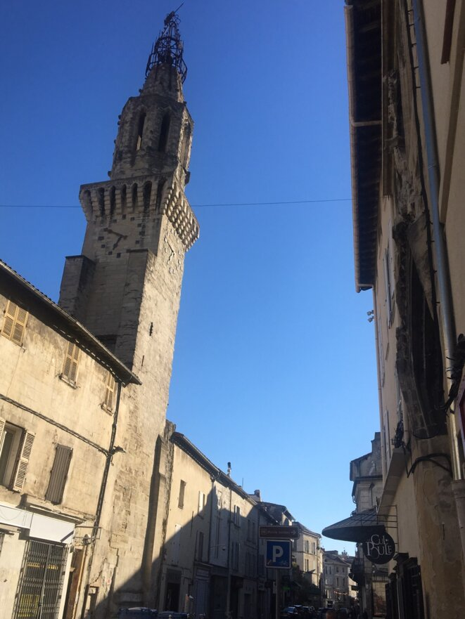 © photo Avignon Iphone KT
