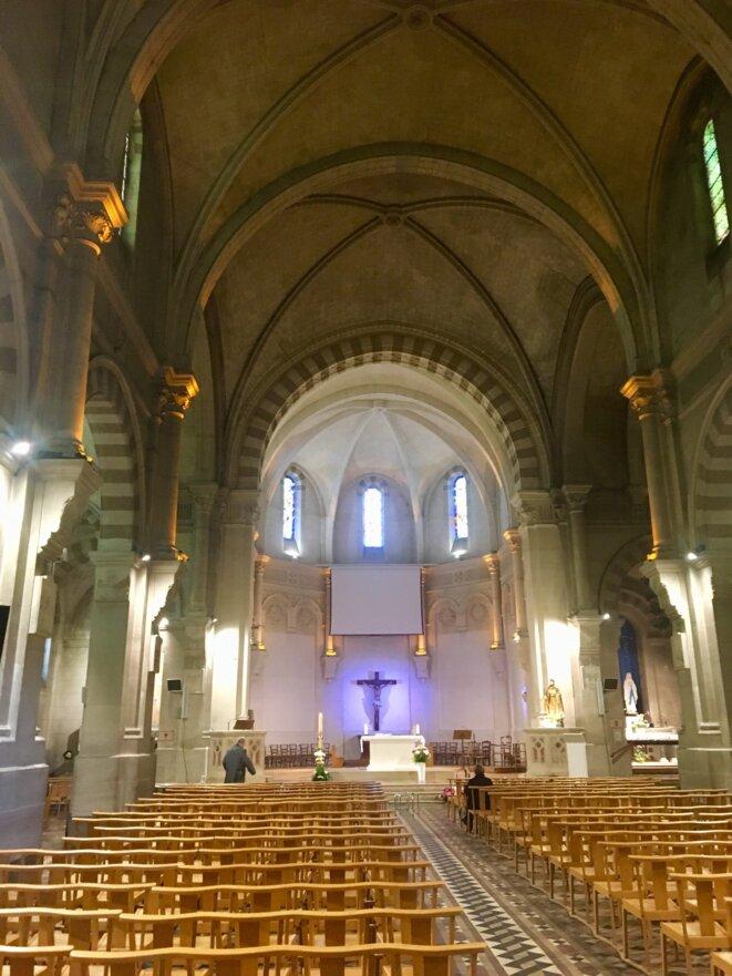 Paroisse Saint-Ruf, Avignon ©iPhone kt
