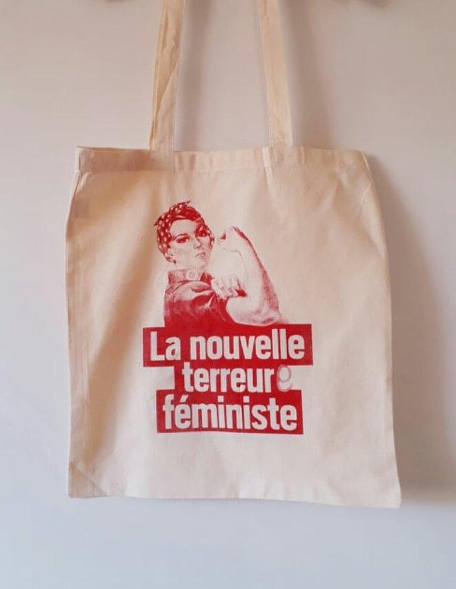 """Tote Bag """"Citoyenne Féministe"""" © Citoyenne Féministe"""