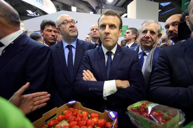 Agriculture: les partis français louent le protectionnisme et le verdissement