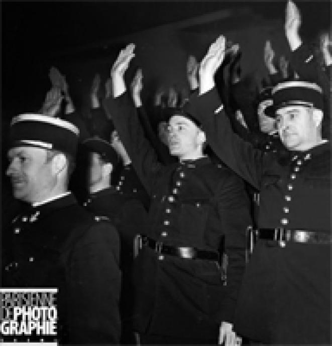 Police Justice à la solde des Macron Darmanin Lallement