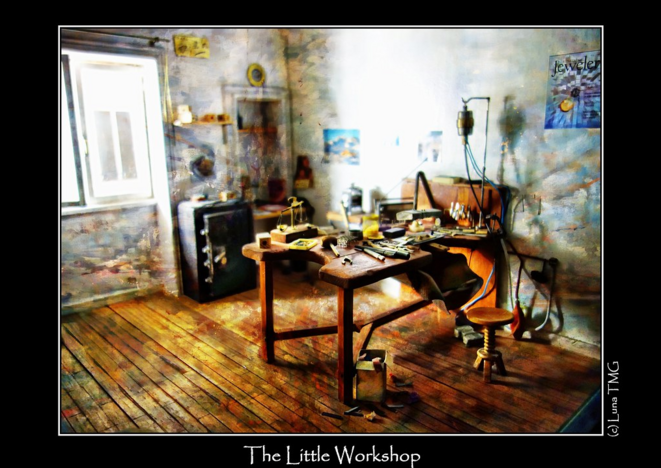 The Little Workshop © Luna TMG