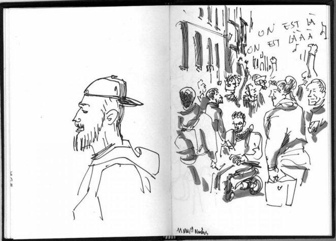 «Les mercredis de Mediapart»: nos entretiens «européennes», six mois de manif' dessinée et la révolution au Nicaragua