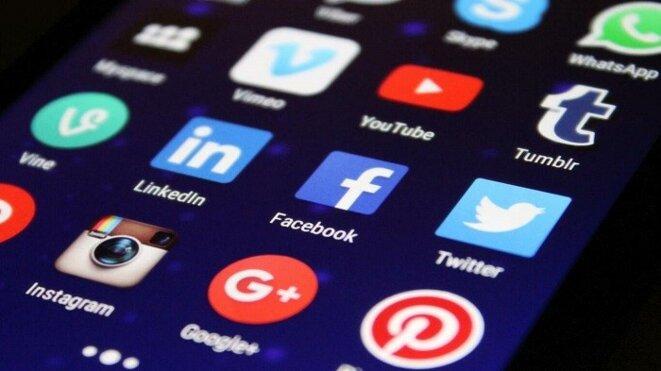 réseaux sociaux - e commerce