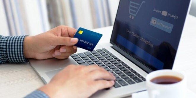 e-commerce en ligne
