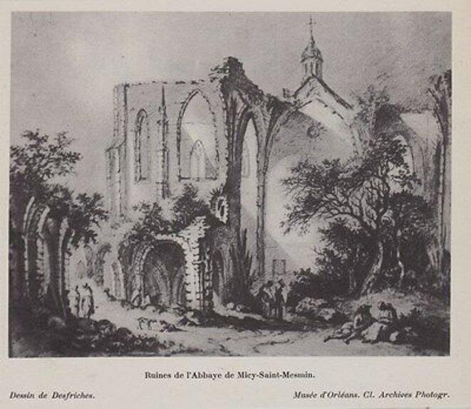 1951-ruines-de-l-abbaye