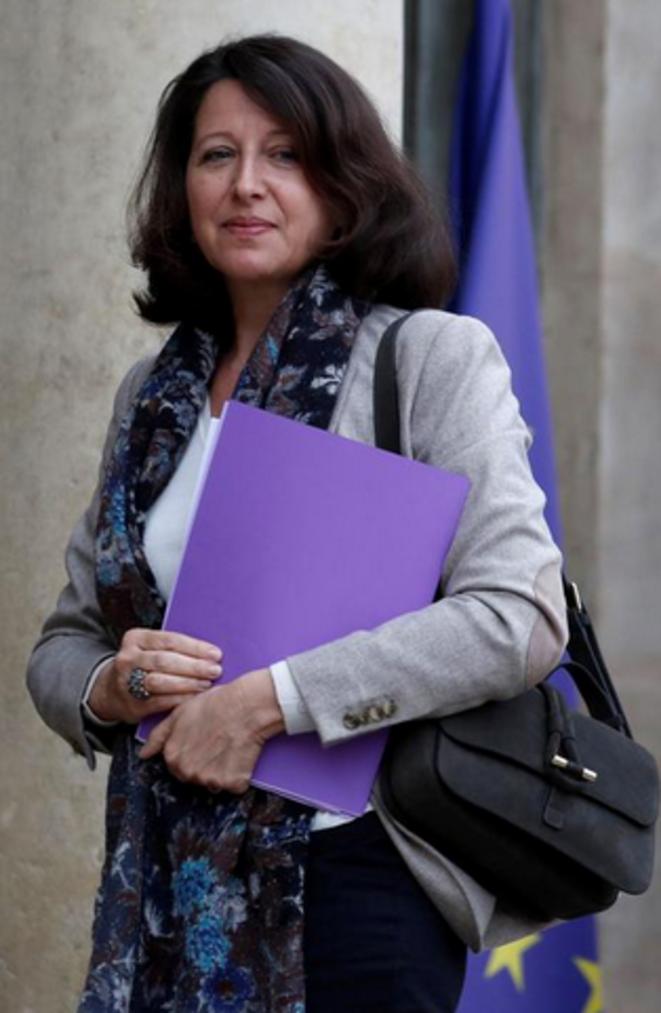 La ministre de la santé Agnès Buzyn. © Reuters