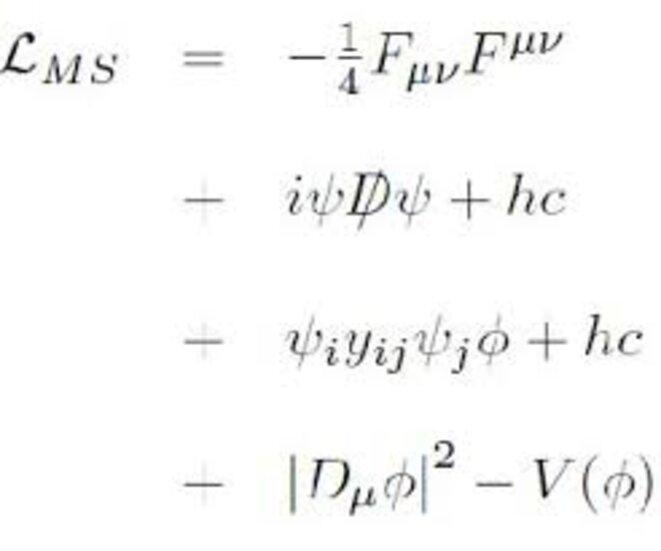 lagrangien-simplifie-modele-standard