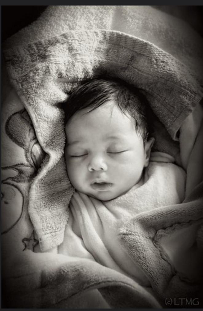 Baby Khalil © Luna TMG