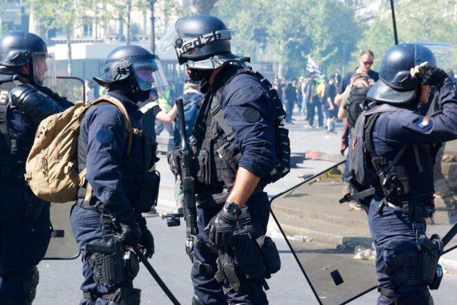 Paris le 20/04/2019. © Pierre Thomas/IPR